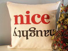 cute pillow!