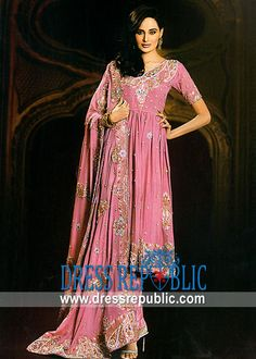 Fon Marion, Product code: DR4641, by www.dressrepublic.com - Keywords: Anarkali Dresses 2011, Anarkalee Dresses for EID, Anaarkali Dresses for Ramadan 2011 Collection