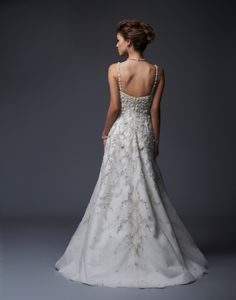 Enaura Couture fall line can be found at #Patsysbridal in #Dallas. www.patsysbridal.com #bridal #engaged