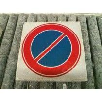 Verboden te parkeren stoeptegel Chicago Cubs Logo, Team Logo, Logos, Logo, Legos