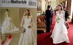 Dress Patterns Wedding Dress Ideas