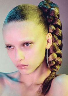 thick braid #braids #hair #beauty