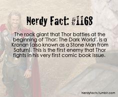 Nerdy Fact 1168