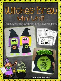 HALLOWEEN - WITCHES' BREW -