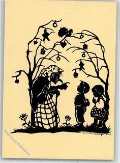 Anneliese Bollinger - Märchen - Hänsel und Gretel, gute