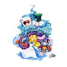 Alice In Wonderland Clipart, Alice In Wonderland Characters, Disney Magic, Disney Art, Disney Stuff, Rabbit Drawing, Disney Illustration, Believe, Disney Silhouettes