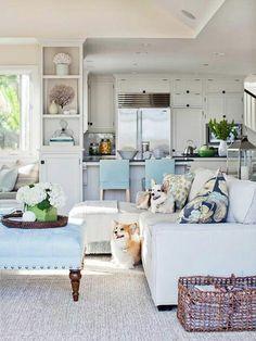 DIY:: Malibu Beach House Makeover ! Coastal Living