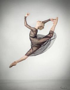 © Ksenia Orlova. Love this sheer dress!