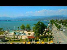 A Quick View Of Fethiye From Cafe Park Teras - http://www.turkeysforlife.com/2012/08/fethiye-terrace-bars-cafe-park-teras.html #fethiye #turkey #travel