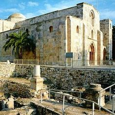 Church of St. Anne and the Pool of Bethesda, Israel