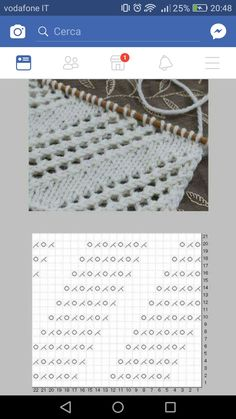 Käsityö neuleita It is possible to find more motifs in crochet knitting tec. Crochet Stitches Patterns, Knitting Stitches, Knitting Patterns Free, Stitch Patterns, Crochet Beret, Booties Crochet, Lace Knitting, Crochet Handbags, Knitted Blankets