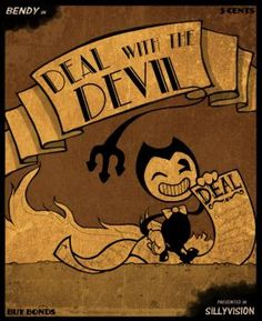 a deal with the devil by perrierra