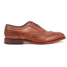 McAllister - Wingtip Lace-up Mens Dress Shoes by Allen Edmonds  http://www.roehampton-online.com/?ref=4231900