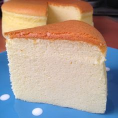 Japanese Cheesecake | Jeannie Tay