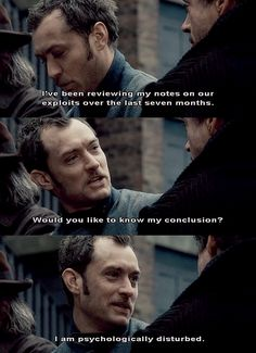 Well I can't put this on the Sherlock board without getting kicked out of the fandom...but not gonna lie, it did make me laugh