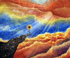 The Flower of the Sun by EpicLoop.deviantart.com on @DeviantArt