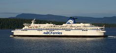 riding anywhere on BC Ferries.