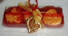 Maroon-Terracotta-Dark Red Gift Set for by JoannasScentedSoaps