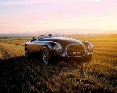 """SUPERB CARS - """"Ferrari 212 Touring Barchetta (1951)""""."""