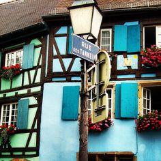 #Colmar - #Alsace