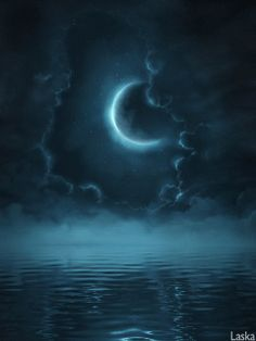Magic Moonlight by Laska.