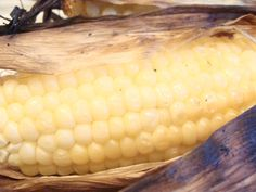 Grilled Corn on the Cob with Sweet and Spicy Butter | A Recipe A Day
