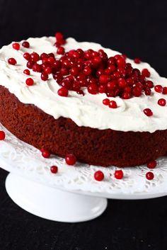 Joulukakku Xmas, Baking, Desserts, Food, Tailgate Desserts, Deserts, Christmas, Bakken, Essen