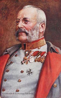 Albrecht Friedrich Rudolf von Österreich-Teschen  Last owner of  Grassalkovich Palais untill 1918