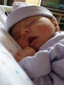 Newborn sleep: What to expect