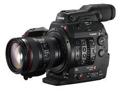 """キヤノン:基本性能を刷新した4K対応のデジタルシネマカメラ""""EOS C300 Mark II""""を発売"""