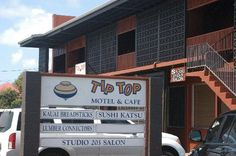 Tip Top Cafe -  Lihue Kauai....Where the locals eat.