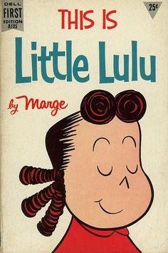 Little Lulu comic books. I loved Little Lulu comic books. Vintage Comic Books, Vintage Cartoon, Vintage Comics, Vintage Stuff, Old Cartoons, Classic Cartoons, Classic Comics, Great Memories, Childhood Memories