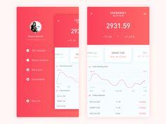 Stock App Design