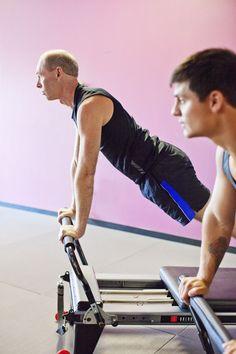 Pilates is excellent for men!!