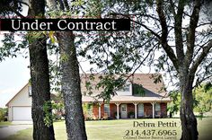 Debra Pettit Coldwell Banker Benton Luttrell 214.437.6965 www.sellnorthtexas.com Follow on Facebook @ https://www.facebook.com/pages/Debra-Pettit-Real-Estate-Coldwell-Banker-Benton-Luttrell/158019984260981