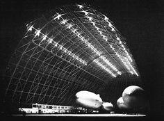 dirigible hangar
