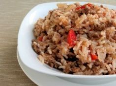Gluten free and dairy free California Pilaf// great! Cheap, easy and yummy!
