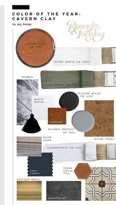 Home Interior Paint Schemes Ceilings 48 Ideas Interior Paint Colors, Paint Colors For Home, Interior Color Schemes, Interior Painting, Warm Paint Colors, Colour Schemes, Color Trends, Paint Schemes, Design Trends