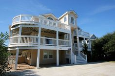 Oceanside Outer Banks Rentals | Pine Island Rentals | Lion By The Sea