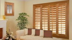 The plantation shutters and the honeycomb blinds are very good shadows popular among different types of people. Both are very useful tools for many different things, especially to restrict the entrance of a lot of light to your room.