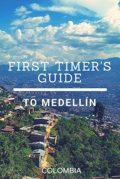 #Medellin, #Colombia #travel