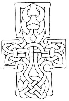 Free Printable Irish and Celtic Symbols Collection
