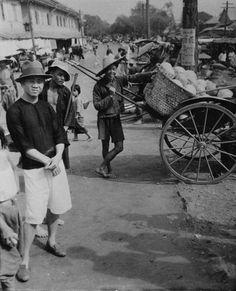 Life on the street, 1933