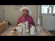 Julia Kang maakt Natuurlijke Gezonde Wortel-Courgettepannenkoeken - YouTube