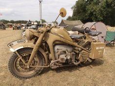 Motocicletas de guerra