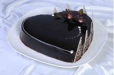 Send this Amazing delicious heart shape chocolate cake to your loved ones and make them feel happy and excited. Convey your message on the cake to your loved ones and make them feel more happy. Get this Amazing cakes through our Shop2Vijayawada. We do have Midnight home Deliveries and Same Day home Deliveries.