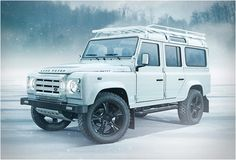 TWISTED ALPINE DEFENDER--I mean... If I'm going to head to Mammoth (Eastern Sierras) to evade the invading red army... this seems like it would be a good investment, right?