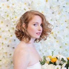 Sylvia by Happily Ever Headwear Silver Headband, Beads And Wire, Bridal Headpieces, Bridal Looks, Crystal Rhinestone, Flower Girl Dresses, Fancy, Elegant, Wedding Dresses