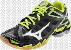 mizuno volleyball shoes black and yellow zebra 105