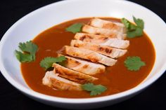 Mole Amarillo - a weekend mole that doesn't take all weekend!